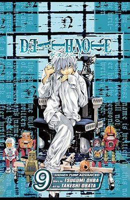 Death Note, Vol. 9, Volume 9