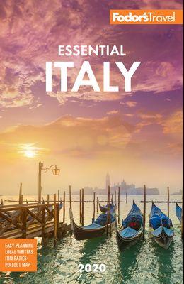 Fodor's Essential Italy 2020
