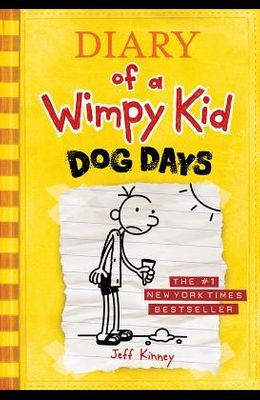 Diary of a Wimpy Kid # 4 - Dog Days