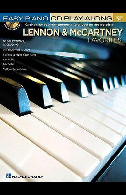 Lennon & McCartney Favorites [With CD (Audio)]