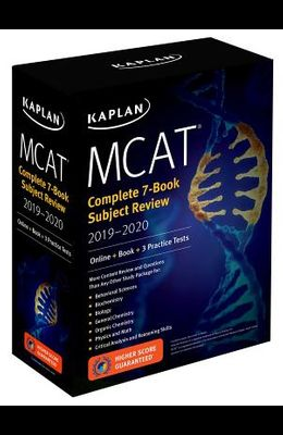 Mcat complete 7 book subject review online book