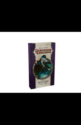 Arcane Power - Wizard Power Cards: A D&D Accessory (4th Edition D&D)