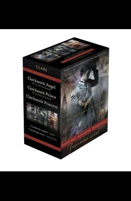 The Infernal Devices: Clockwork Angel/Clockwork Prince/Clockwork Princess