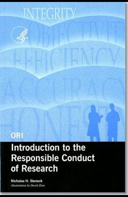 Ori Introduction to the Responsible Conduct of Research, 2004 (Revised)