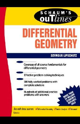 Schaum's Outline of Differential Geometry