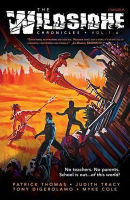 The Wildsidhe Chronicles: Omnibus of Books 1-6