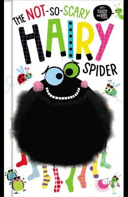The Not So Scary Hairy Spider