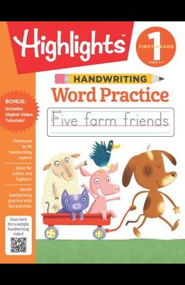 Handwriting: Word Practice