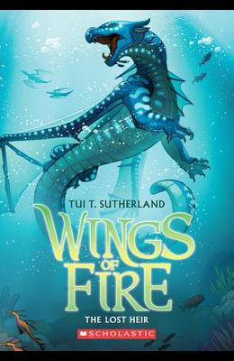 The Lost Heir (Wings of Fire #2), 2