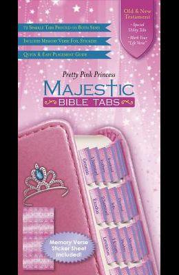 Princess Majestic Bible Tabs