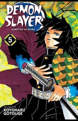 Demon Slayer: Kimetsu No Yaiba, Vol. 5, 5