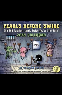 Pearls Before Swine Day-To-Day Calendar