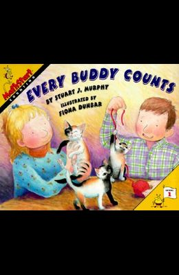 Every Buddy Counts: Level 1: Counting (Mathstart: Level 1 (HarperCollins Hardcover))