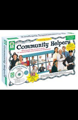 Listening Lotto: Community Helpers
