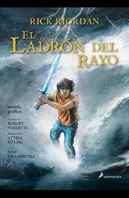 El Ladrón del Rayo. Novela Gráfica / The Lightning Thief: The Graphic Novel