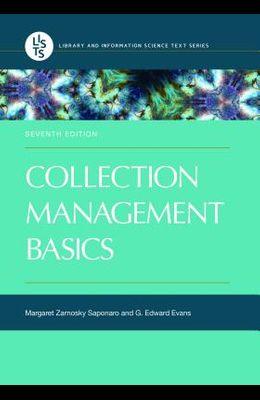 Collection Management Basics, 7th Edition