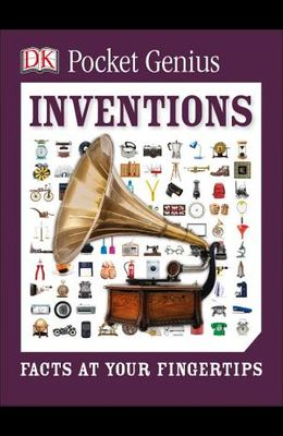 Pocket Genius: Inventions: Facts at Your Fingertips