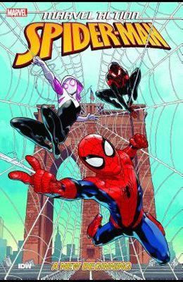 Marvel Action: Spider-Man: A New Beginning