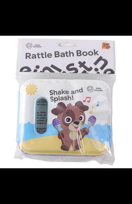 Baby Einstein: Shake and Splash!: Rattle Bath Book