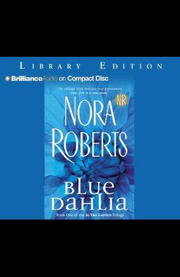 Blue Dahlia (In the Garden Series)