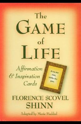 The Game of Life Affirmation and Inspiration Cards: Positive Words for a Positive Life