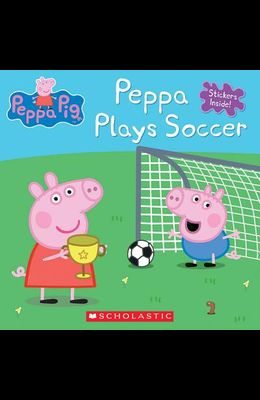 Peppa Plays Soccer