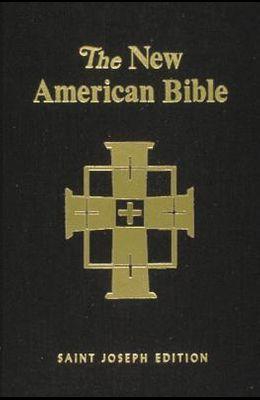 Saint Joseph Bible-NABRE-Large Print-Illustrated