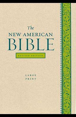 Large Print Bible-NABRE