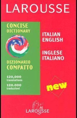 Larousse Dizionario Compatto/Larousse Concise Dictionary