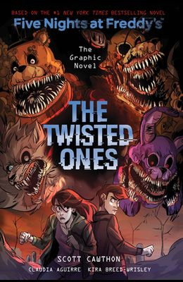 The Twisted Ones (Five Nights at Freddy's Graphic Novel #2), Volume 2