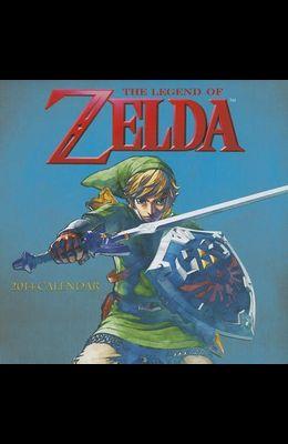 The Legend of Zelda Calendar