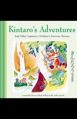 Kintaro's Adventures & Other Japanese Children's Favorite Stories