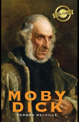 Moby Dick (Deluxe Library Binding)