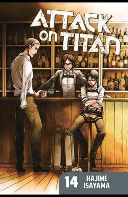 Attack on Titan, Volume 14