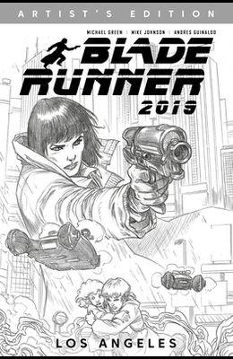 Blade Runner 2019 Vol 1: Los Angeles Artist's Edition