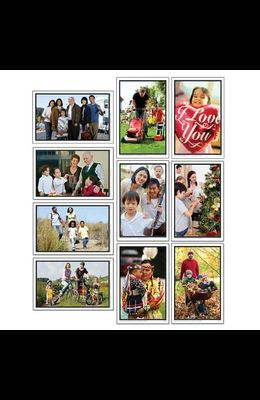 Family Celebrations and Holidays Learning Cards