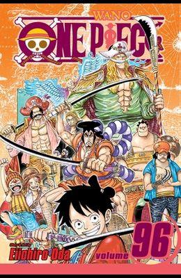 One Piece, Vol. 96, 96