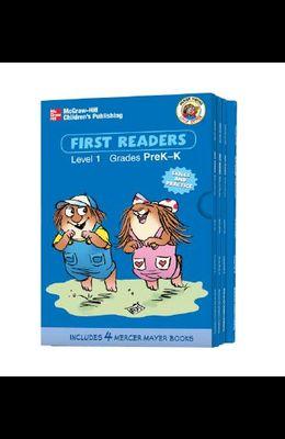 Little Critter First Reader Slipcase Level 1, Volume 2
