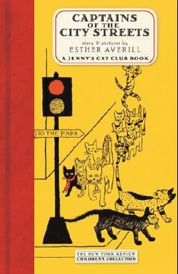 Captains of the City Streets: A Story of the Cat Club