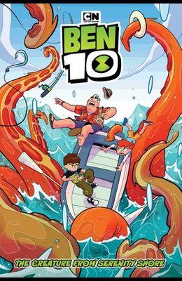 Ben 10 Original Graphic Novel: The Creature from Serenity Shore
