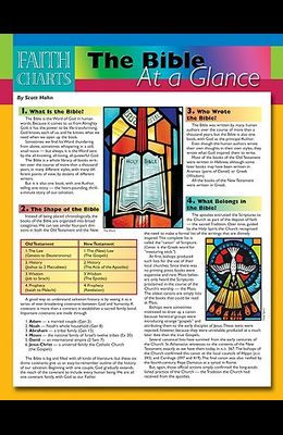 Faith Charts: The Bible at a Glance