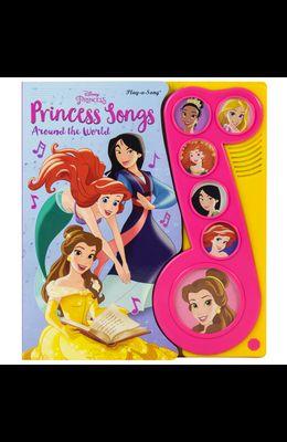 Disney Princess: Princess Songs Around the World