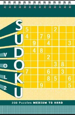 Sudoku 2 Med to Hard