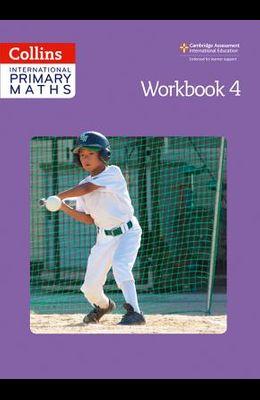 Collins International Primary Maths - Workbook 4