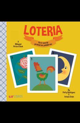 Loteria: First Words Primeras Palabras: First Words / Primeras Palabras
