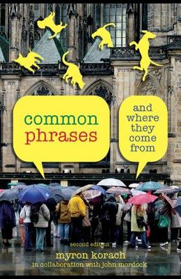 Common Phrases: & Where They Cpb