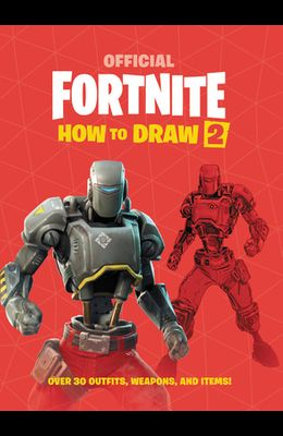 Fortnite (Official): How to Draw 2