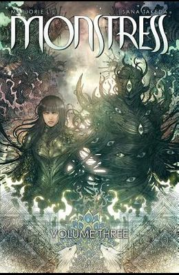 Monstress Volume 3