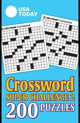 USA Today Crossword Super Challenge 2, 29: 200 Puzzles