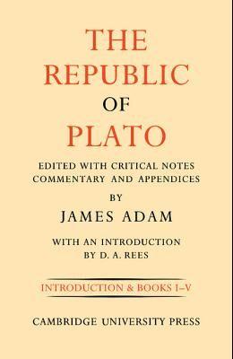 The Republic of Plato 2 Volume Paperback Set